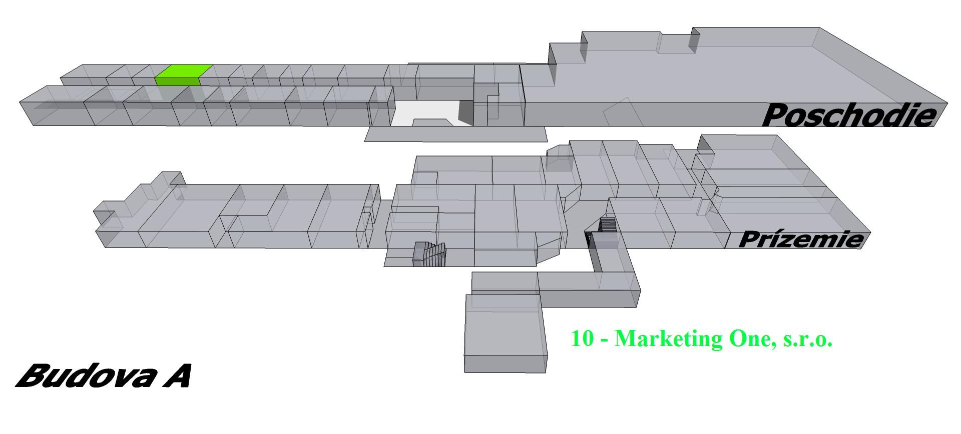 10_Marketin One_budova_A_poschodie_s_u